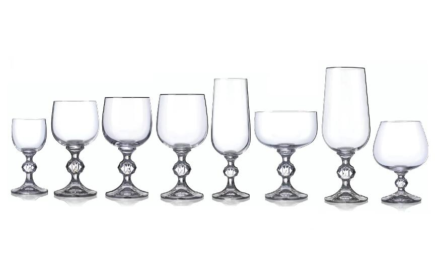 Bohemia Crystal Glass